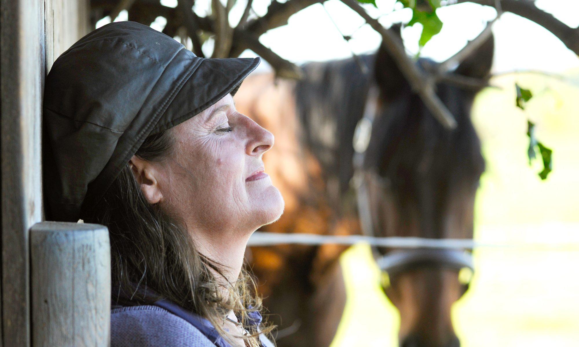 Kompetenz in der Pferdepflege